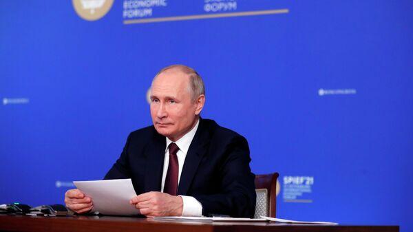 Путин ответил на обвинения в причастности России к кибератакам