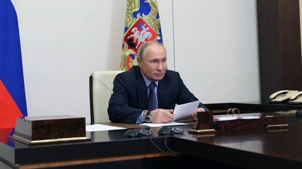 Путин разрешил крымчанам с гражданством Украины занимать госдолжности