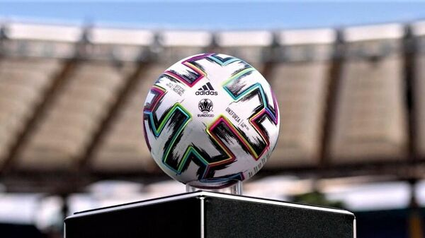 Мяч ЕВРО-2020