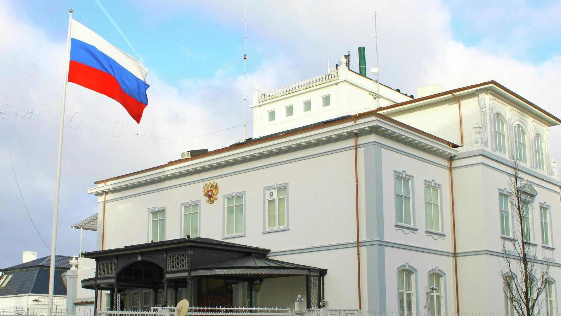 Посольство России в Дании - РИА Новости, 1920, 14.06.2021