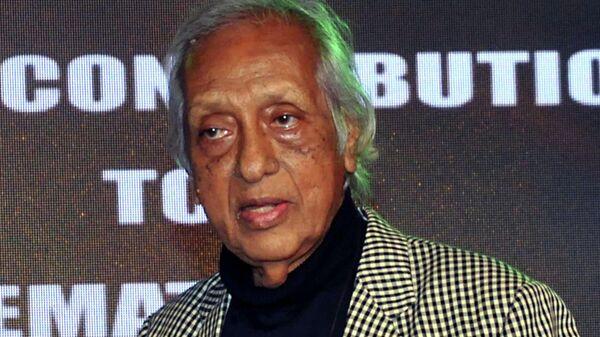 Индийский актер Чандрашекхар