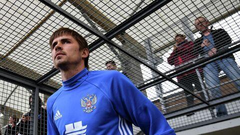 Экс-полузащитник сборной России Дмитрий Торбинский