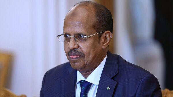 Министр иностранных дел и международного сотрудничества Республики Джибути Махамуд Али Юсуф