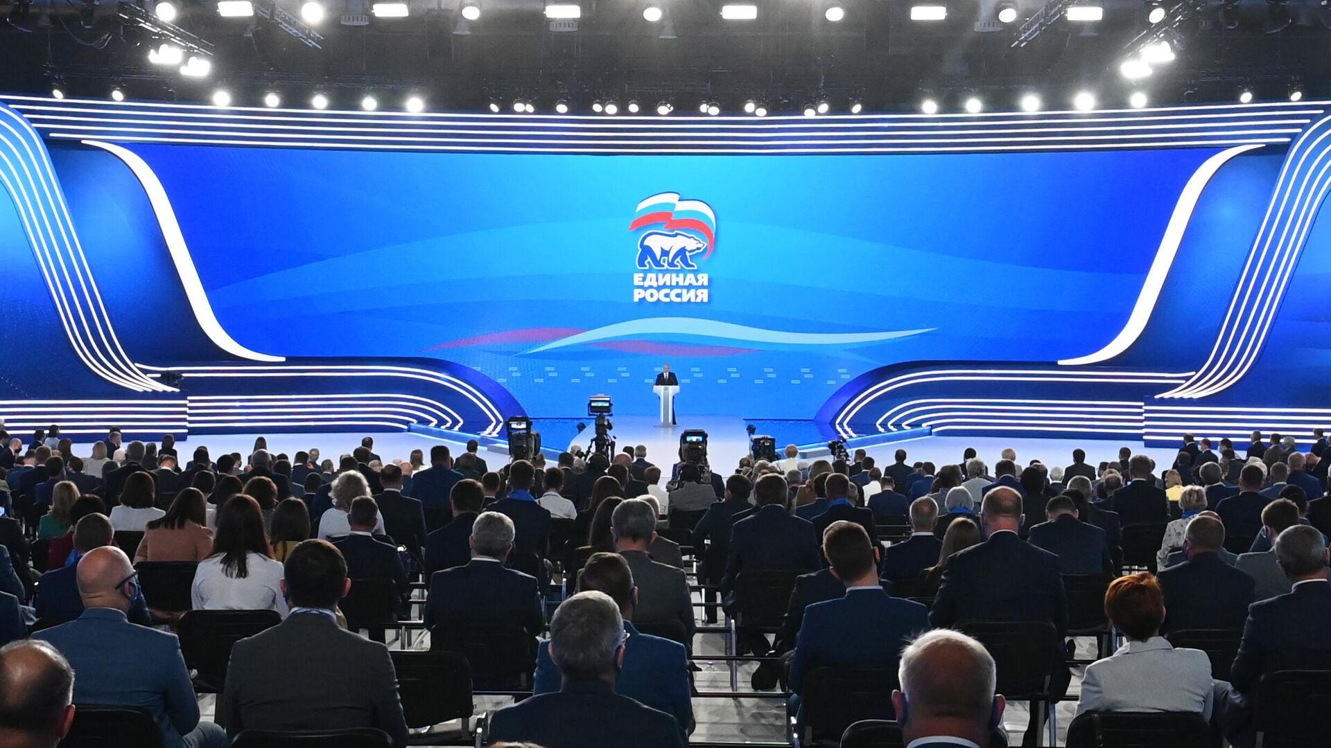 Путин может встретиться с кандидатами от ЕР на выборах в Госдуму