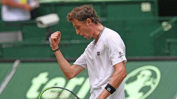 Французский теннисист Уго Умбер