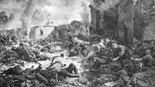 «Я умираю, но не сдаюсь!»: 80 лет со дня штурма Брестской крепости