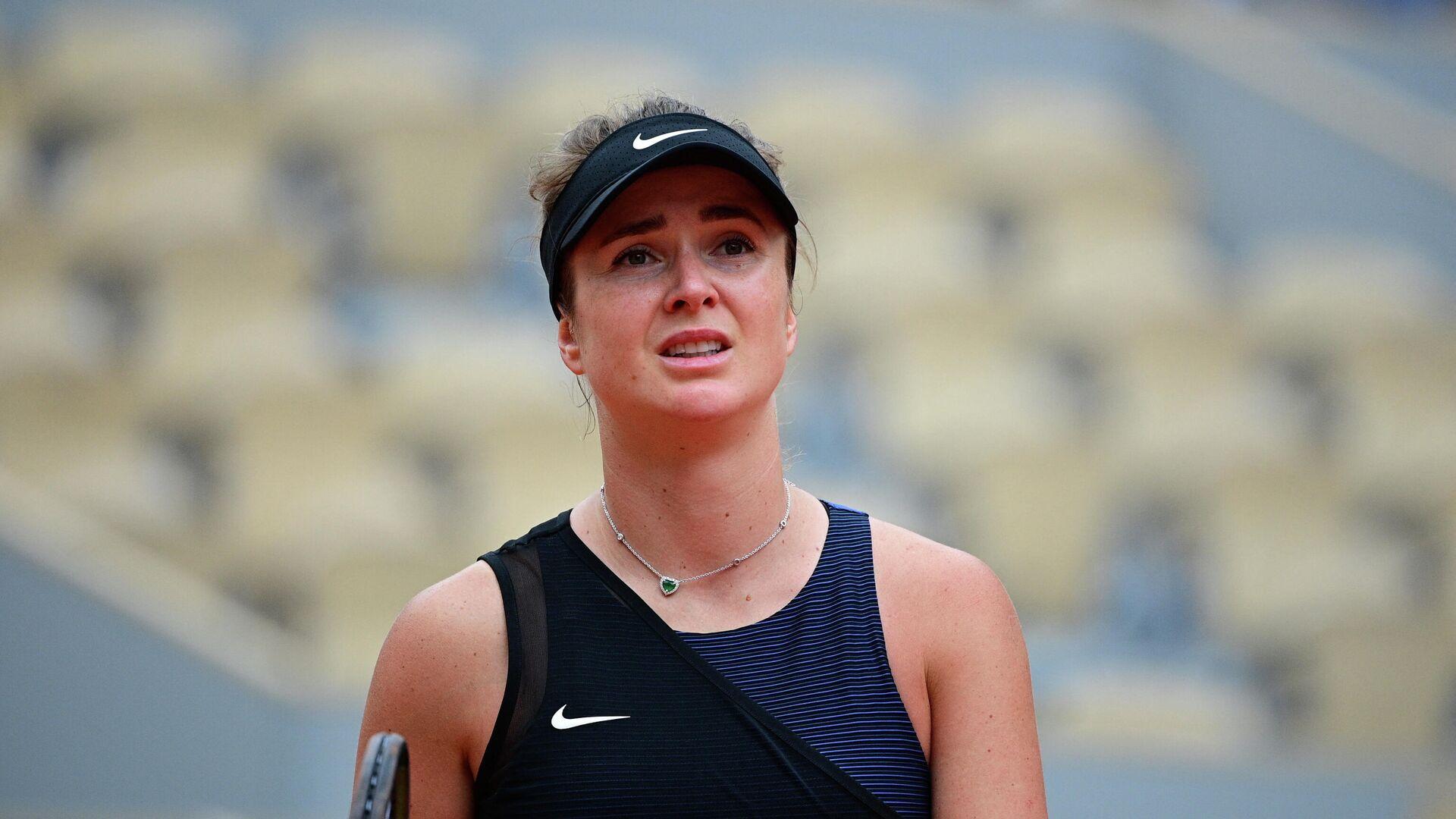 Теннисистка Елена Свитолина (Украина) - РИА Новости, 1920, 23.06.2021