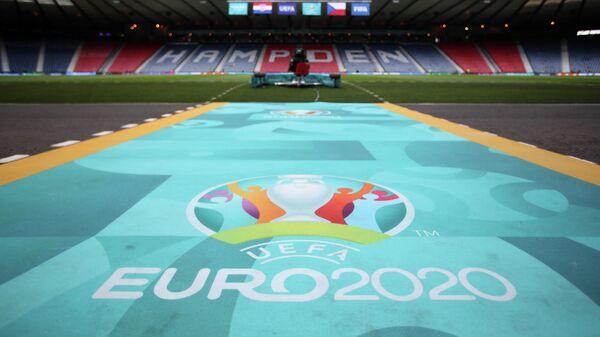 Эмблема ЕВРО-2020