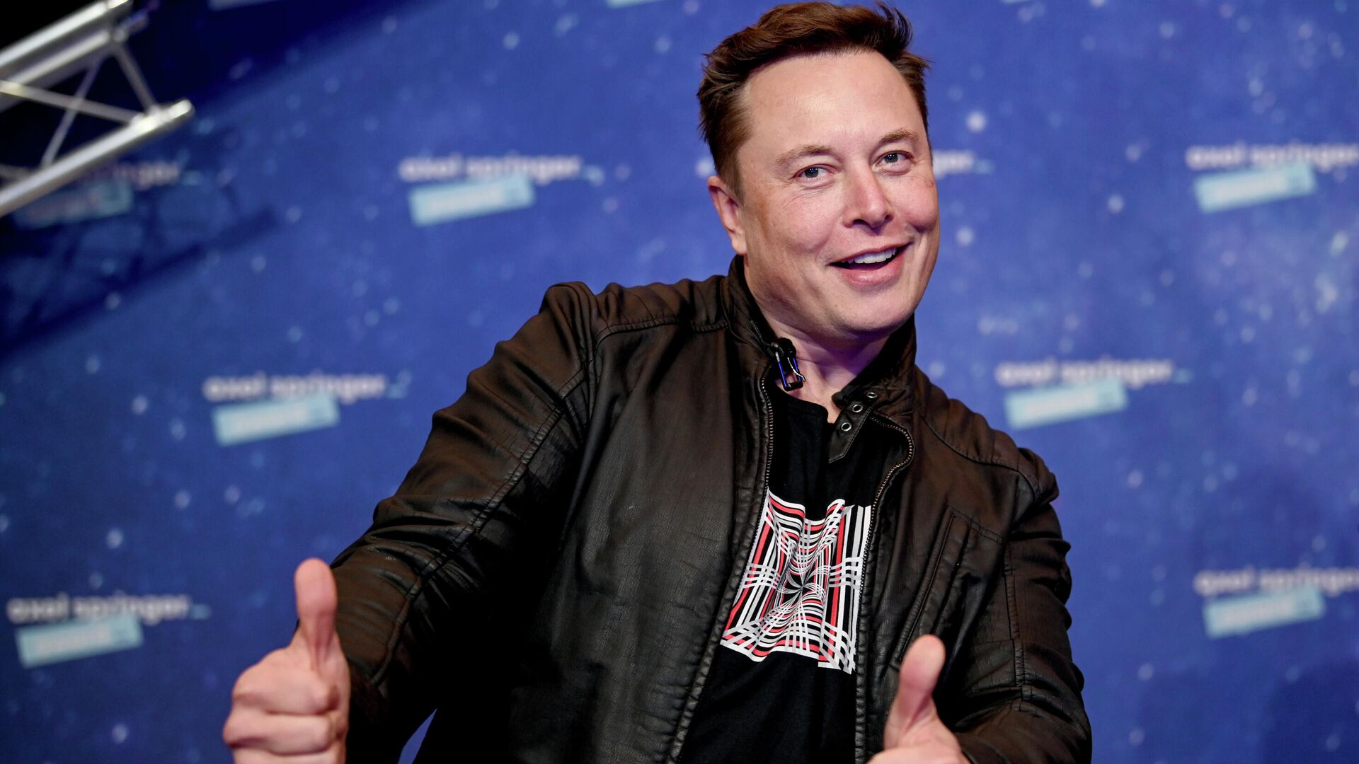 Глава компаний SpaceX и Tesla Илон Маск - РИА Новости, 1920, 30.07.2021