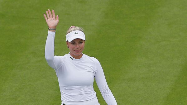 Эстонская теннисистка Анетт Контавейт