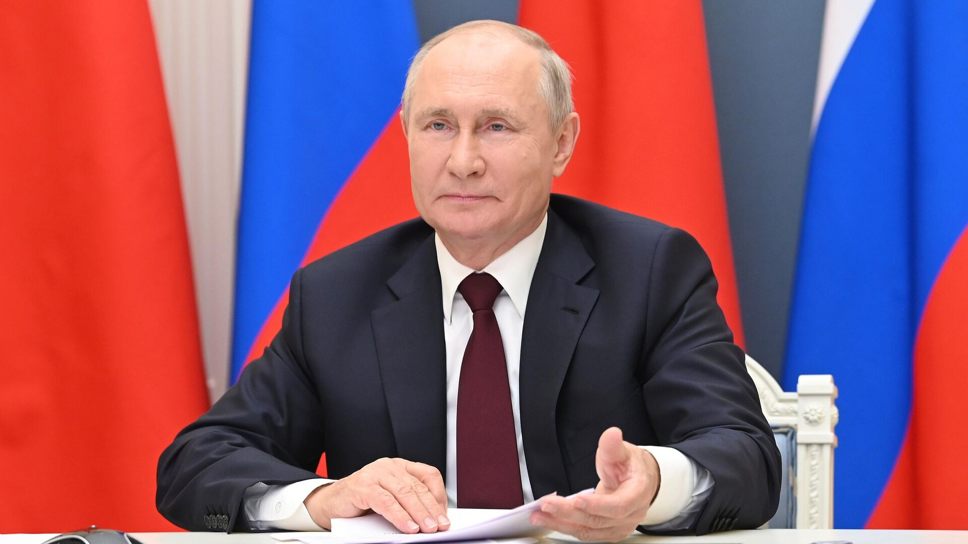 Президент России Владимир Путин - РИА Новости, 1920, 02.07.2021