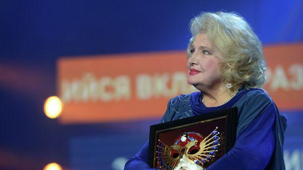 Народная артистка СССР Татьяна Доронина