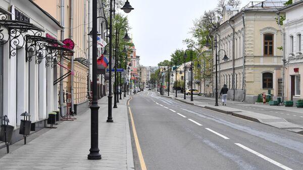 Пятницкая улица Москвы