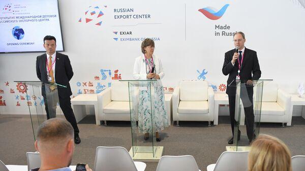 РЭЦ планирует провести более 350 встреч на Иннопроме