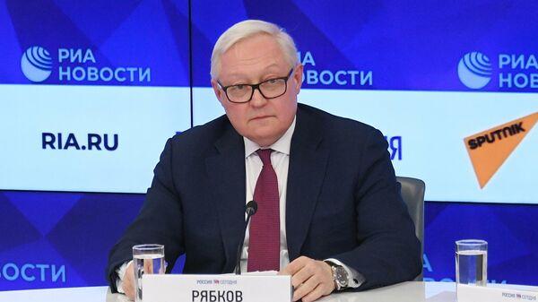 Новых санкций не избежать? Интервью замглавы МИД РФ Сергея Рябкова