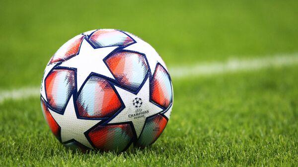 Мяч футбольной Лиги чемпионов