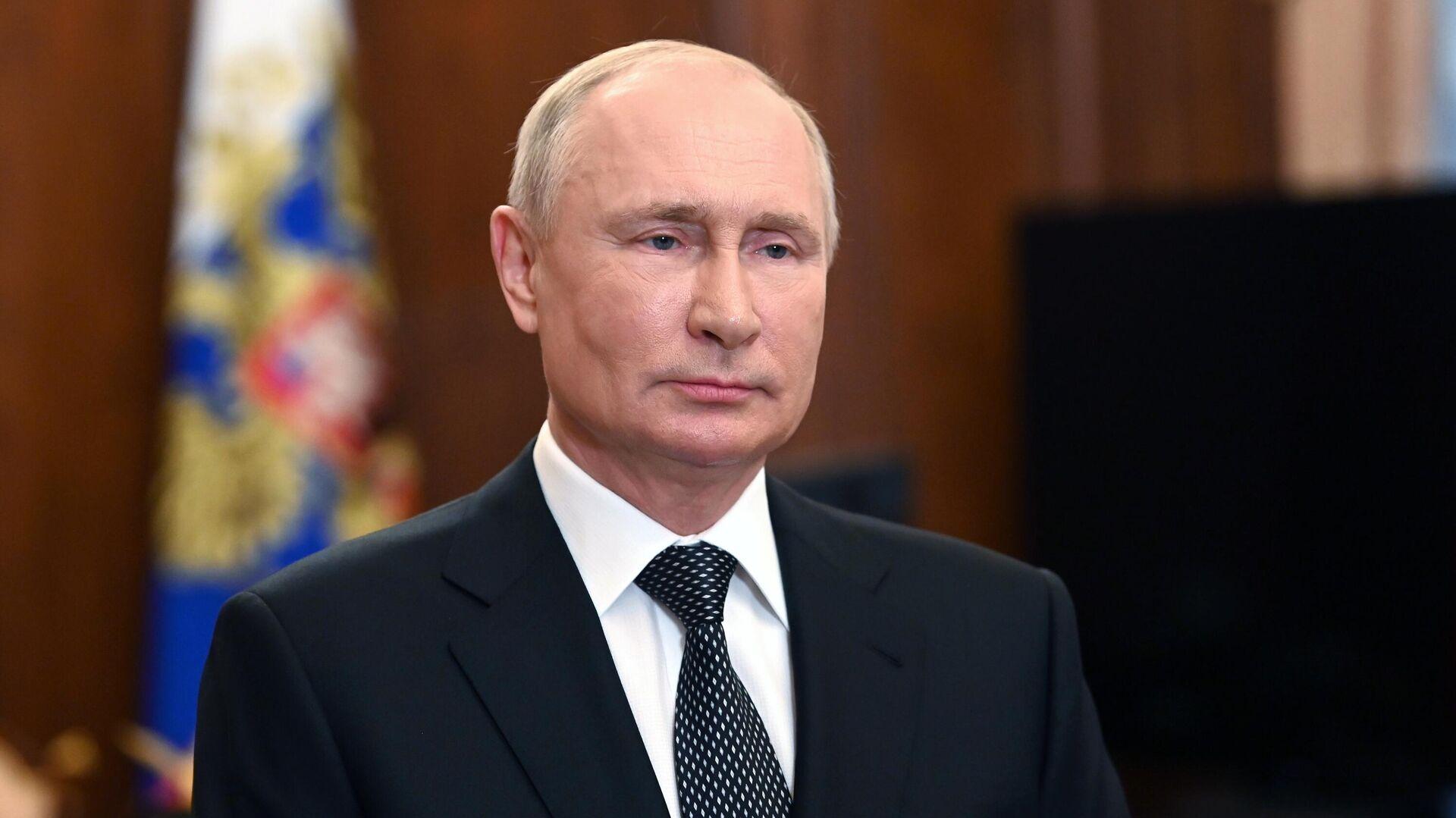 """Путин назвал возникновение """"стены"""" между Россией и Украиной трагедией"""