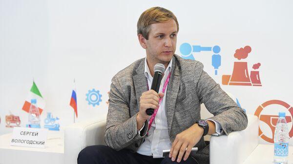 Вице-президент АО РЭЦ Сергей Вологодский