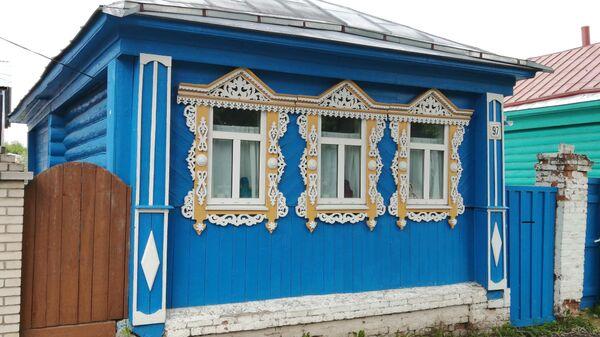 Суздаль. Один из домов на улице Ленина