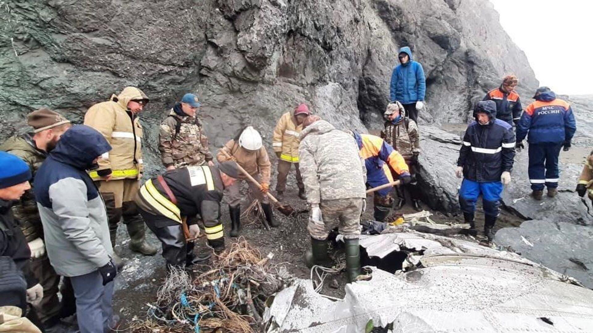 МАК опубликовал промежуточный отчет по катастрофе Ан-26 на Камчатке