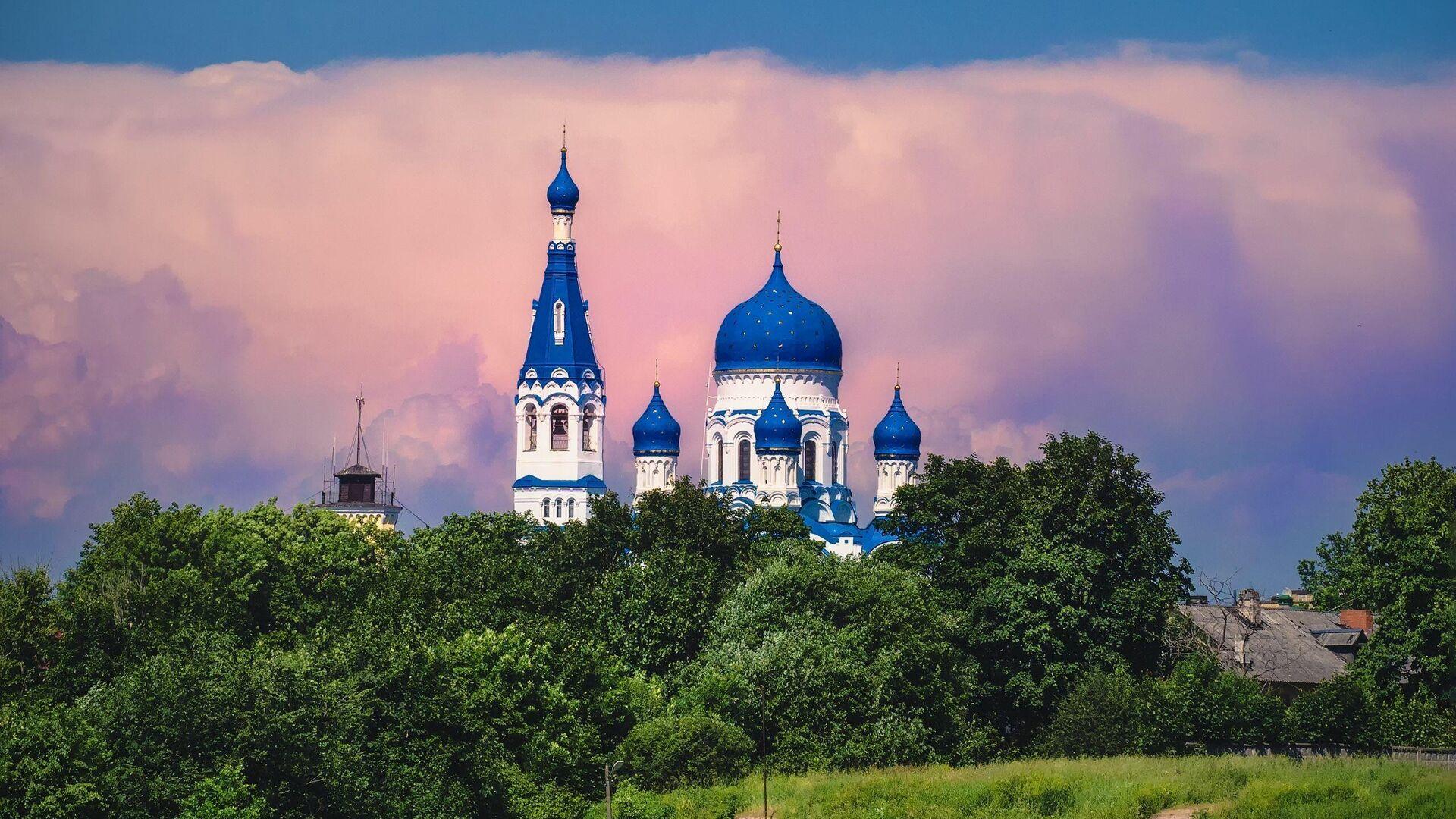 Церковь с Суздале - РИА Новости, 1920, 14.07.2021