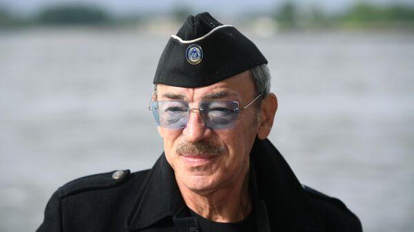 Актер и певец Михаил Боярский