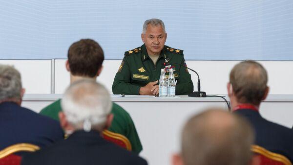 Шойгу рассказал о влиянии операции в Сирии на развитие вооружения