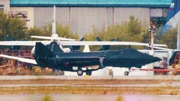 Ростех опубликовал фото принципиально нового военного самолета
