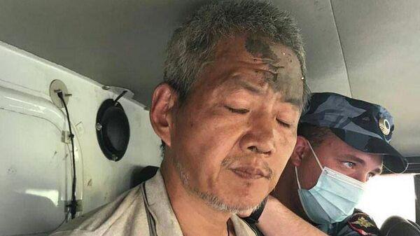 Подозреваемый в нападении на пассажиров автобуса в Ростовской области