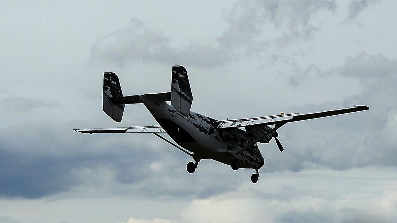 Самолет совершил жесткую посадку в Томской области