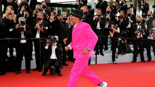 Спайк Ли на Каннском кинофестивале