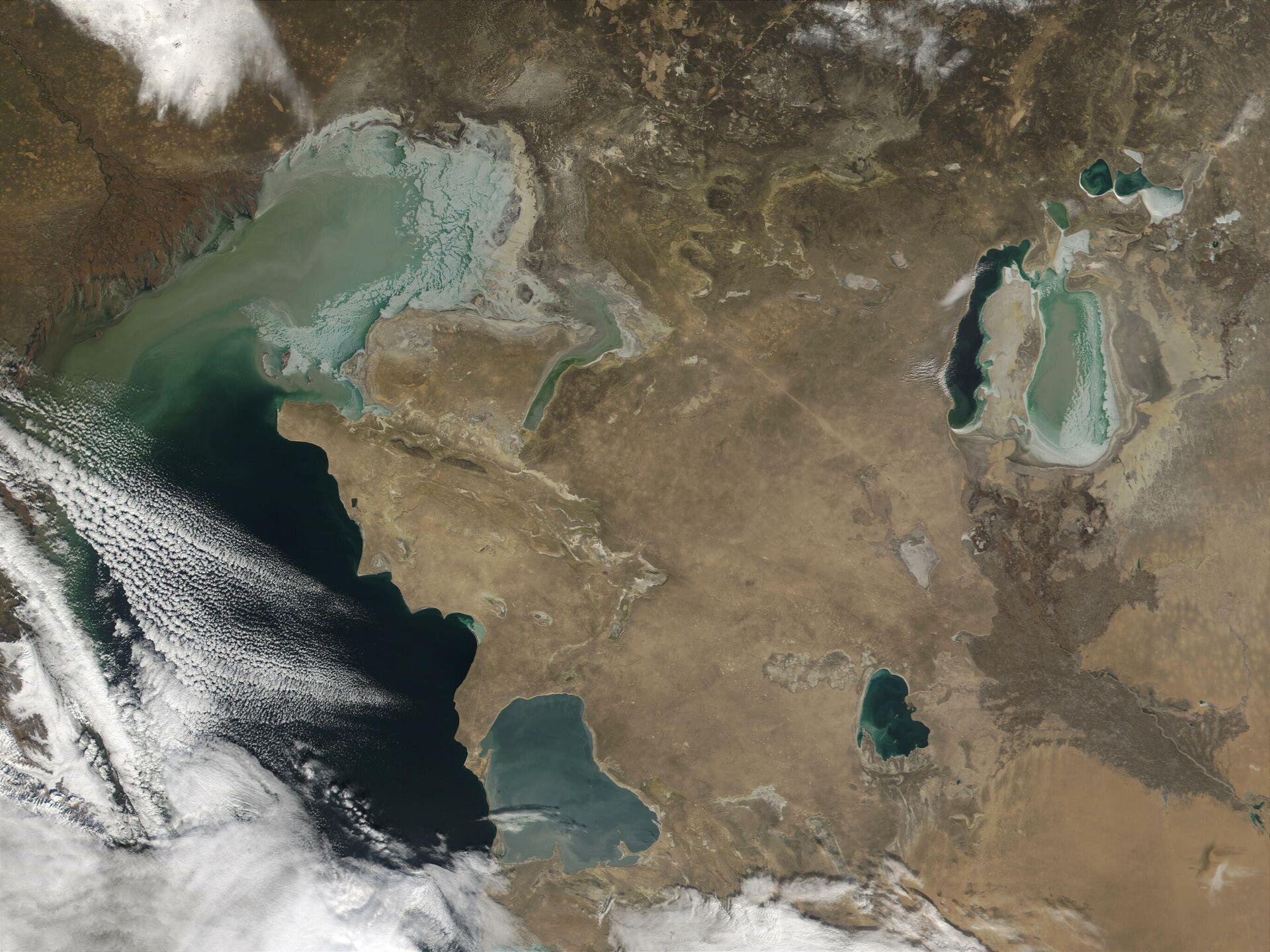 Катастрофа Паратетиса. Как погибло самое большое озеро в истории планеты