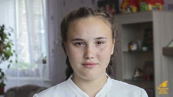 Олеся С., декабрь 2006, Забайкальский край