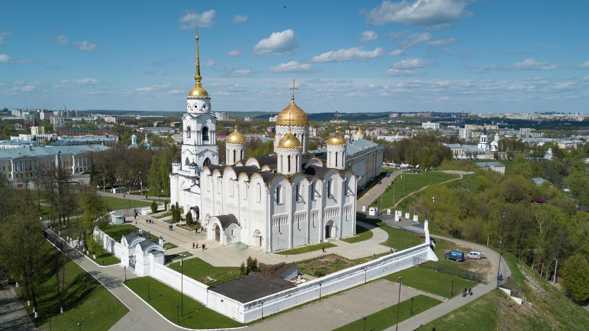Успенский собор во Владимире - РИА Новости, 1920, 20.07.2021