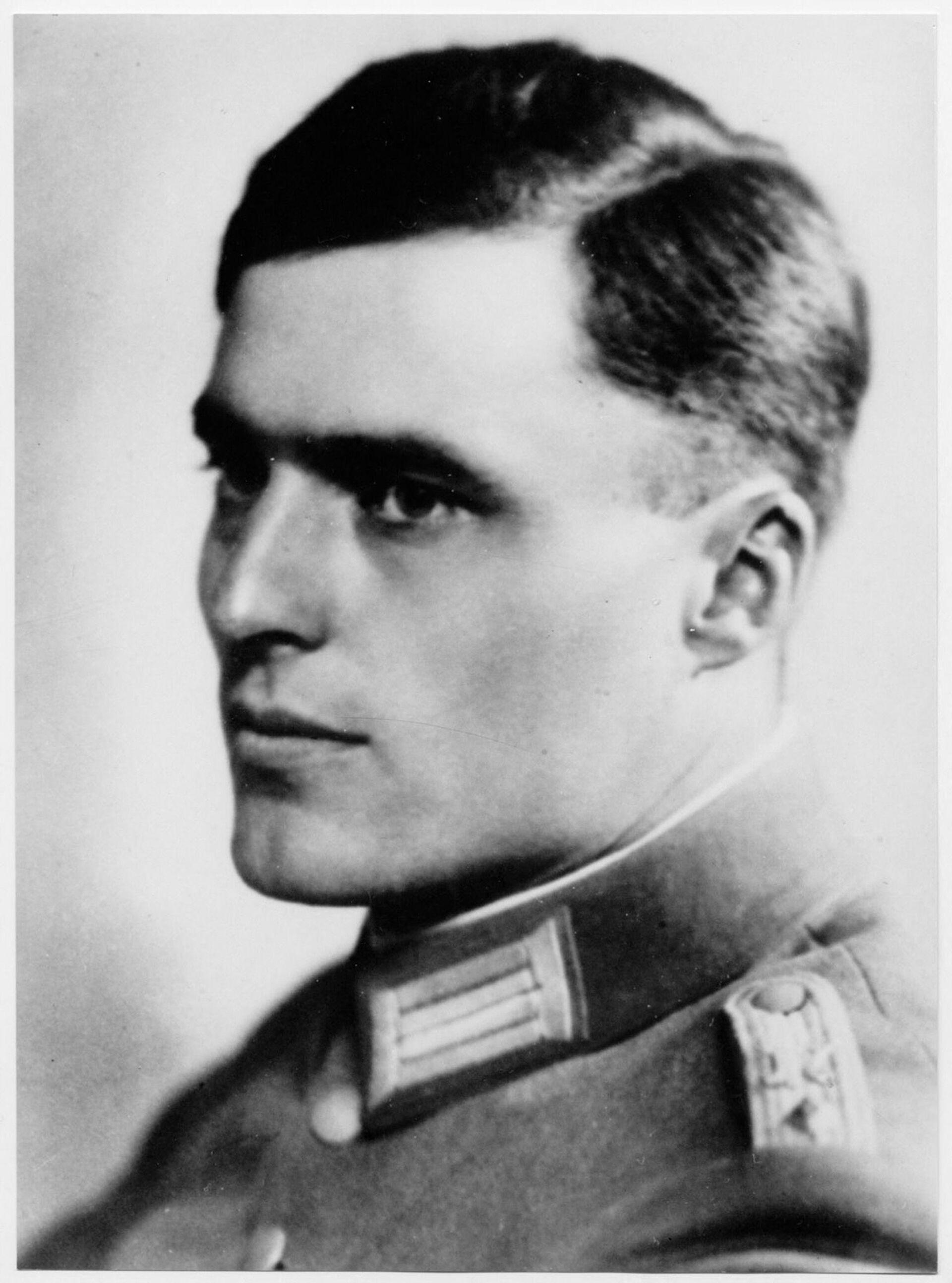 Клаус фон Штауффенберг - РИА Новости, 1920, 20.07.2021