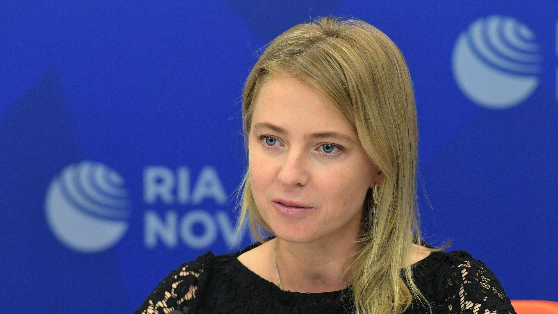 Поклонская прокомментировала сообщения о возможном назначении послом