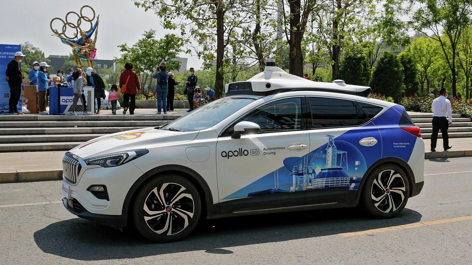 Разработчики: китайские робо-такси безопаснее обычных