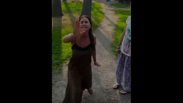 Конфликт бывшей жены Стаса Пьехи с соседкой по даче. Кадры из Instagram