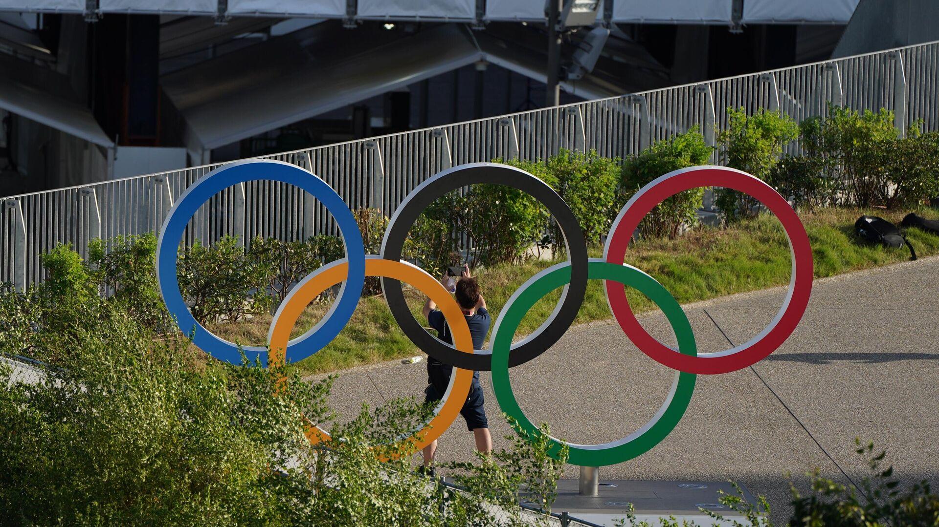 Церемония открытия XXXII летних Олимпийских игр - РИА Новости, 1920, 01.08.2021