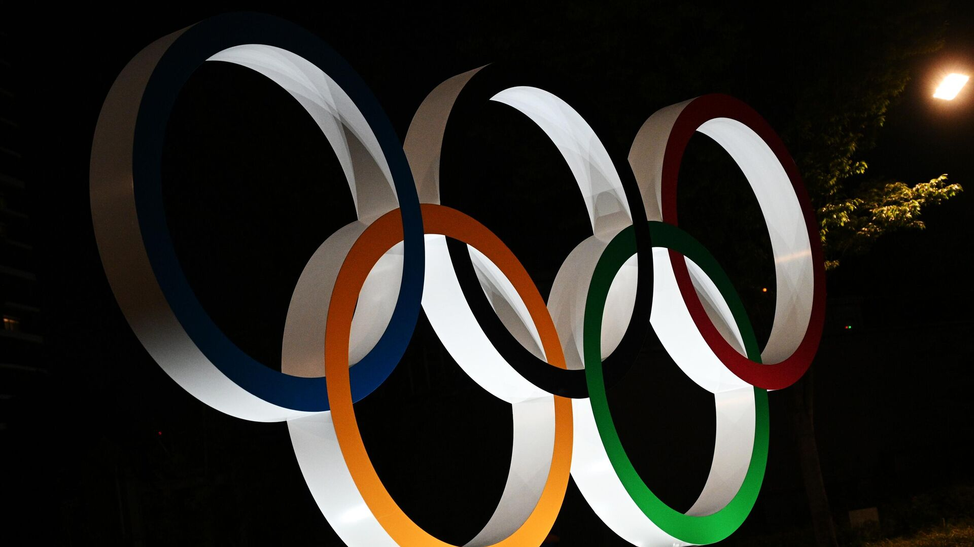 Токио накануне открытия Олимпийских игр - РИА Новости, 1920, 25.07.2021