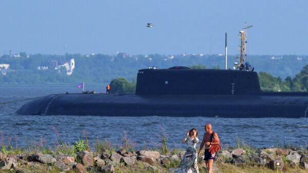 Подводные лодки в Кронштадте