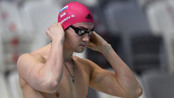 Плавание. Чемпионат России. Седьмой день