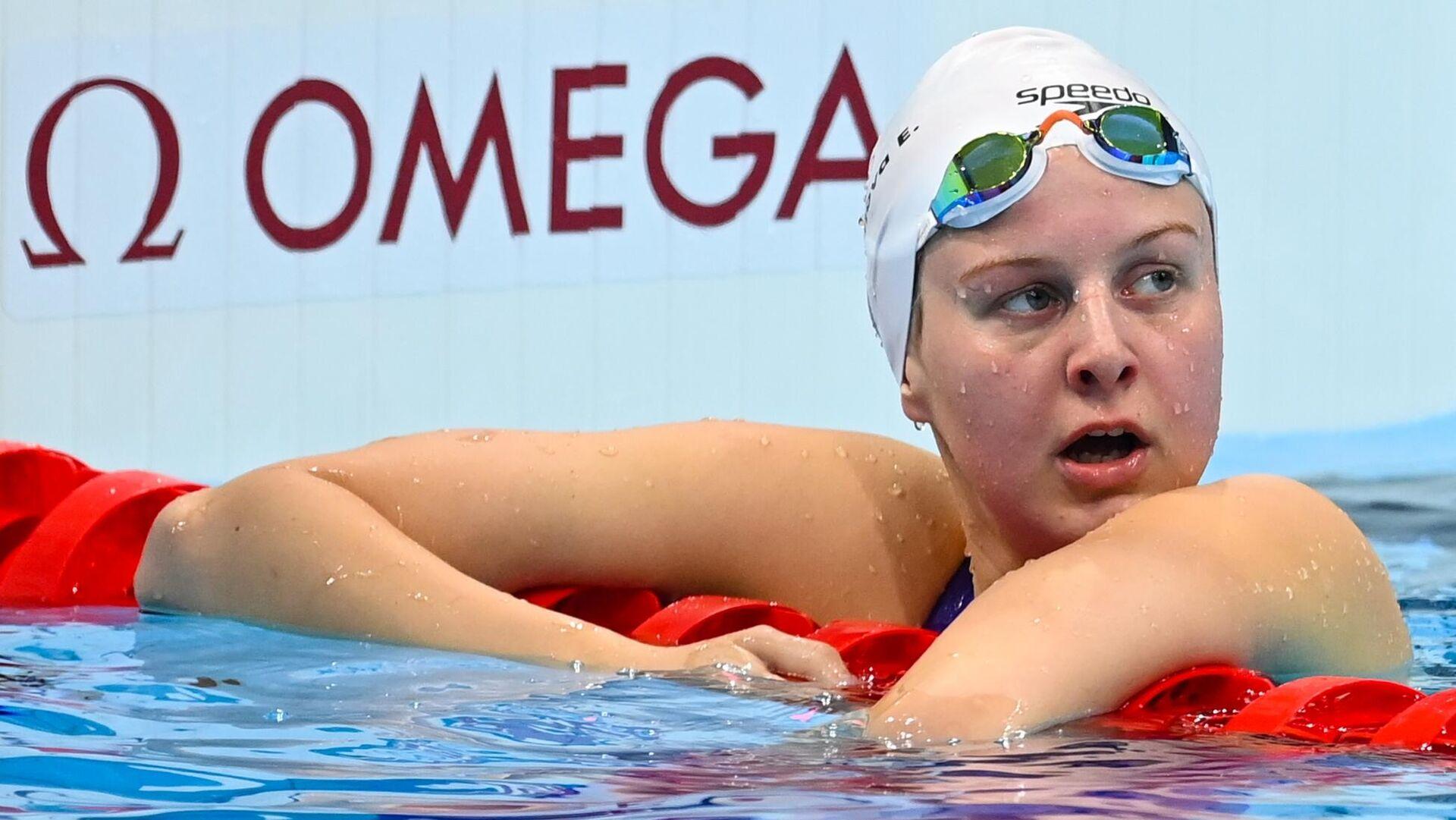 Олимпиада-2020. Плавание. Пятый день - РИА Новости, 1920, 30.07.2021