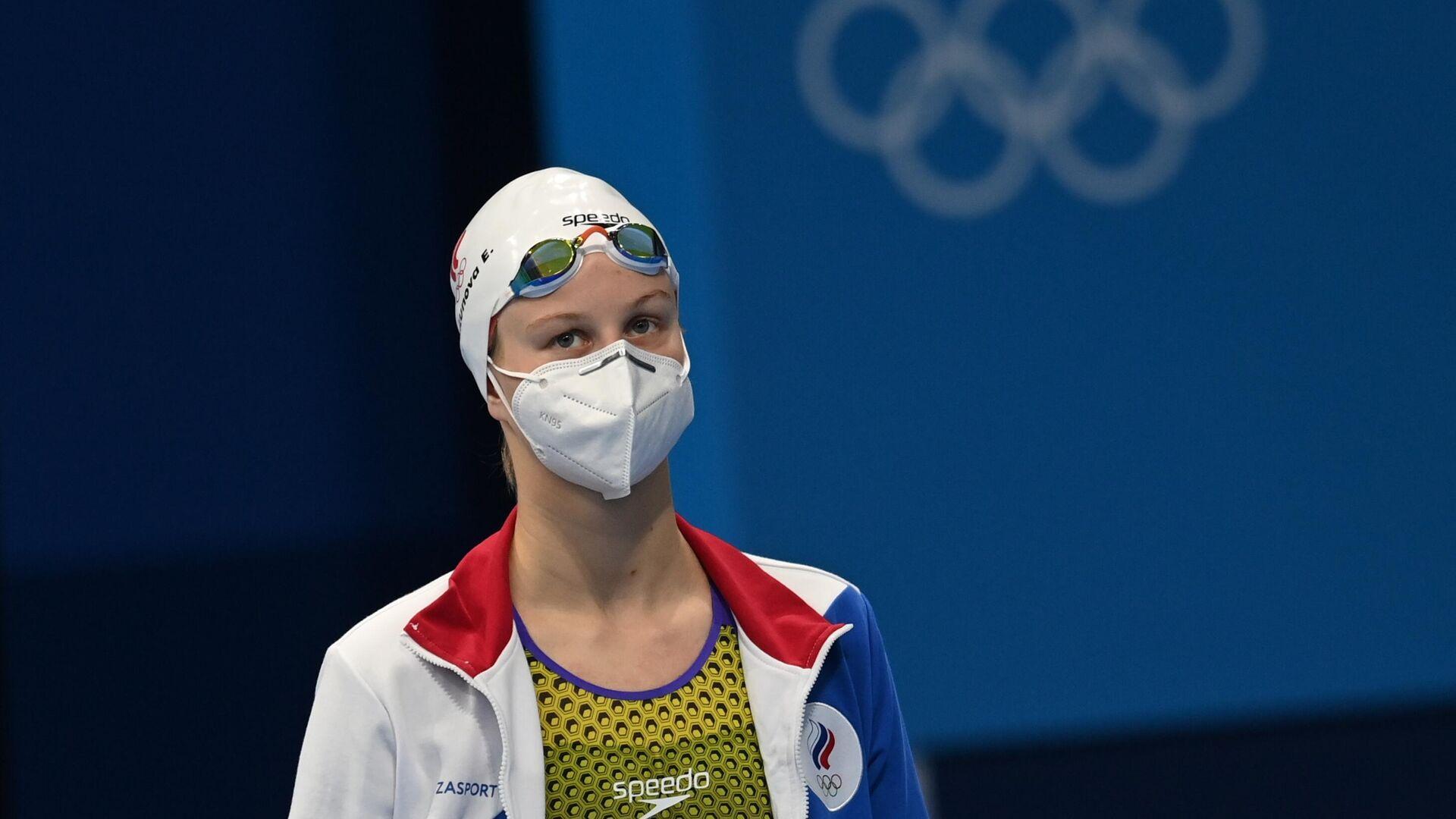 Олимпиада-2020. Плавание. Третий день - РИА Новости, 1920, 30.07.2021