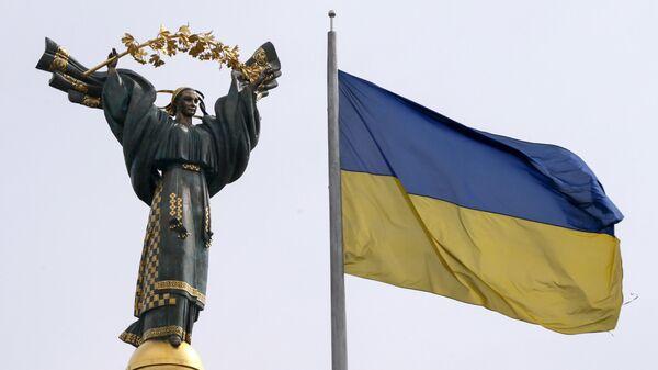 Монумент Независимости в Киеве