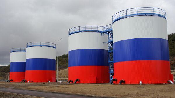 Водозабор на реке Бельбек в Крыму