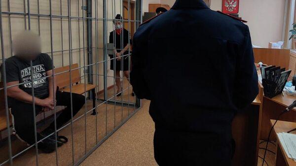 В городе Самаре в отношении мужчины, обвиняемого в убийстве девушки, избрана мера пресечения