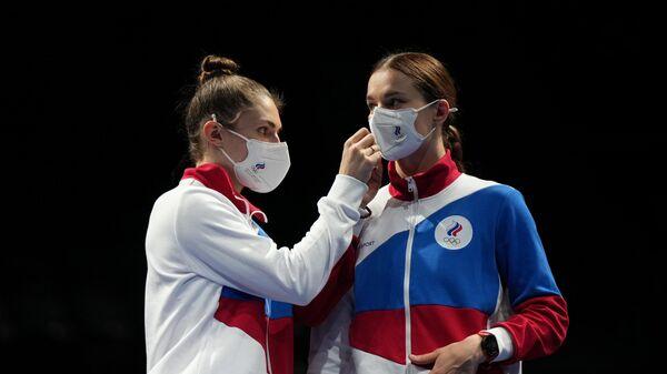 София Позднякова и Софья Великая