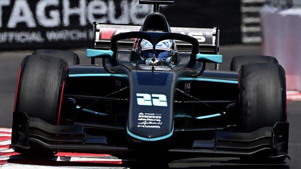 Резервный пилот команды Формулы-1 Уильямс Джек Эйткен