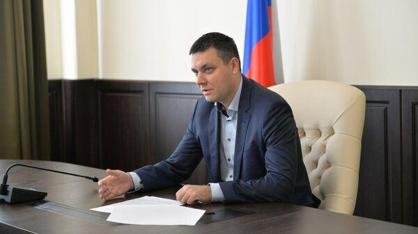 Глава Рослесхоза Иван Советников